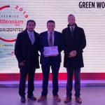 Green World nos Prémios Millennium Horizonte 2019